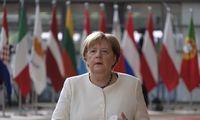 Kas pakeis vokiečių mėgstamą A. Merkel?
