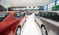 Vidinė Lietuvos naujų automobilių rinka liepą augo 16,4%