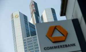 """Dėl """"Wirecard"""" 175 mln. Eur nurašęs """"Commerzbank"""" pranoko lūkesčius"""