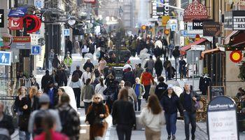 Švedijoje pandemijos įkarštyje užfiksuotas rekordinis BVP nuosmukis