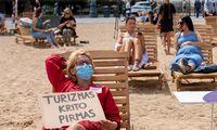 Turizmo įmonės laukia valstybės paramos, kai kurios svarsto keisti veiklą
