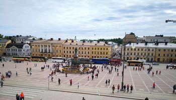 Suomijoje prasideda antroji COVID-19 pandemijos banga