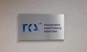 Baigta Transporto kompetencijų agentūros reorganizacija