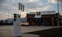 """Orion"" fondas pardavė ""McDonald's"" užkandinę netoli Gariūnų"