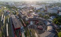 """""""Lietuvos geležinkeliai"""" ruošiasi """"Vilnius Connect"""" architektūros konkursui"""