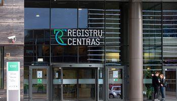 RC duomenys: liepą Vilniaus butų rinkoje – atšokimas