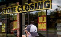 Investuotojai ir bedarbiai laukia JAV politikų malonės