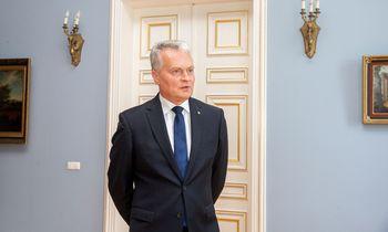Prezidentūros darbuotojas bendravo su sergančiu COVID-19, G. Nausėda ir kiti – izoliuoti