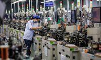Kinijos eksportas liepą augo sparčiausiu tempu per pastaruosius 7 mėnesius