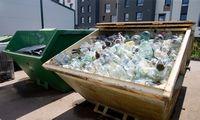 Atliekų rūšiavimo centrui nurodyta stabdyti veiklą