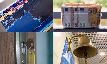 10.000 Eur ieško darbo: kokios galimybės investuoti skirtingose turto klasėse