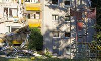 Vilniuje nukritus balkonui, savivaldybė imsis senų daugiabučių tikrinimo