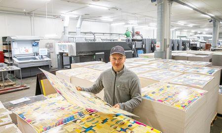 """Pakuočių gamintoja """"Vilpak"""" investuoja 3 mln. Eur į nuosavą sandėlį"""