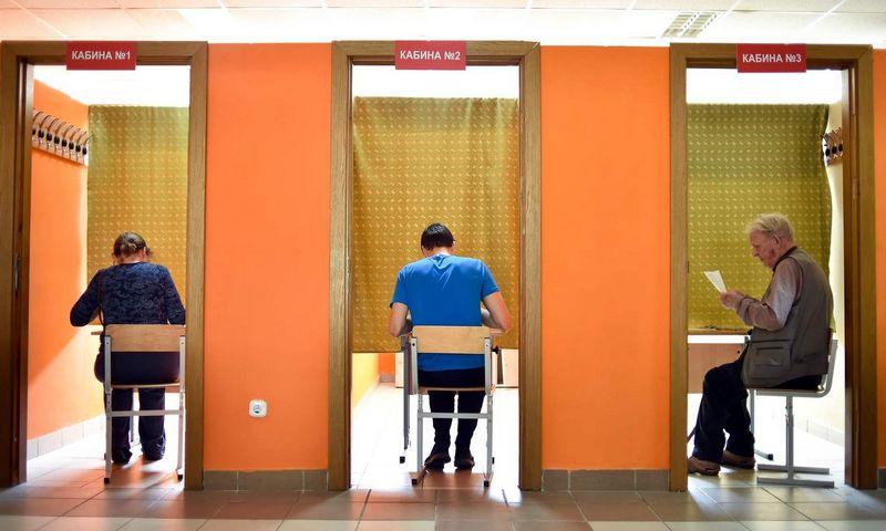 """Sergejaus Gapono (AFP/""""Scanpix"""") nuotr."""