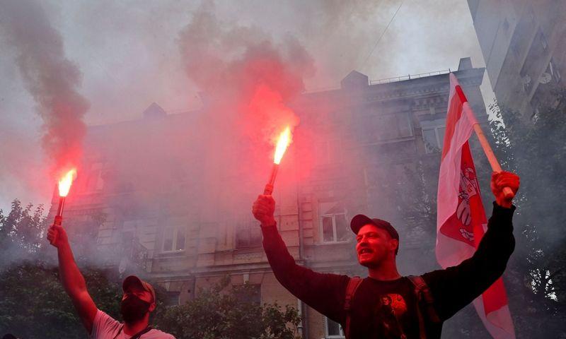"""Sergei Supinsky (AFP/ """"Scanpix"""") nuotr."""