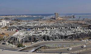 Dėl sprogimo Beirute atsistatydino Libano ministrų kabinetas