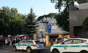 Baltarusijos rinkėjai Vilniuje palaikė S. Tichanovskają, rodo protokolas