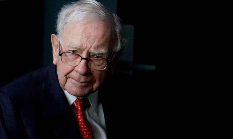 """Warrenas Buffettas. Rick Wilking (""""Reuters"""" / """"Scanpix"""") nuotr."""