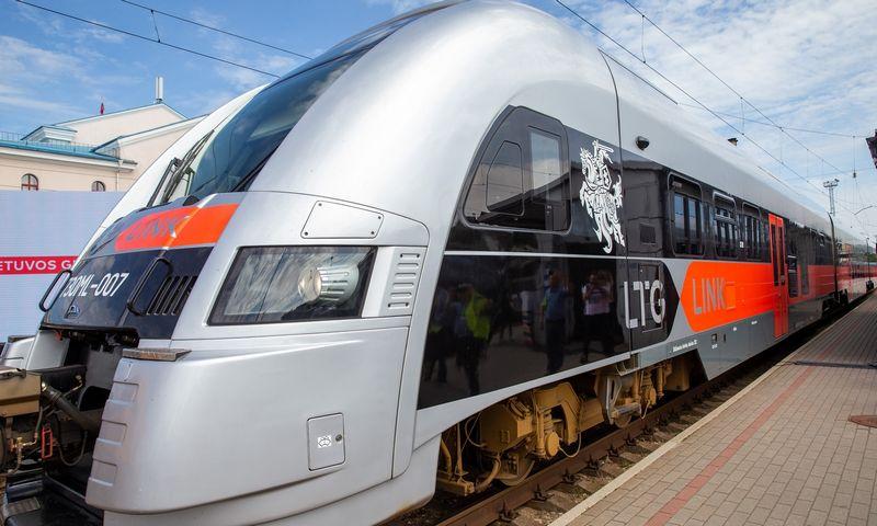 """Liepos pabaigoje atnaujintas """"LTG Link"""" maršrutas į Baltstogę vėl stabdomas. Vladimiro Ivanovo (VŽ) nuotr."""