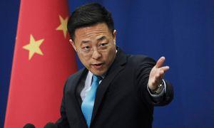 Kinija, atsakydama į JAV sankcijas dėl Honkongo, paskelbė suvaržymus 11 amerikiečių