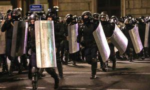 Oficiali Baltarusijos vidaus reikalų ministerijos informacija: sulaikyta 3.000 žmonių