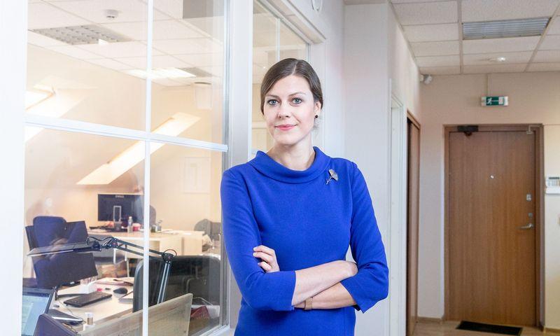Indrė Genytė-Pikčienė.  Juditos Grigelytės (VŽ) nuotr.