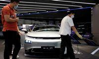 Investuotojams JAV biržose – dar vieno elektromobilių gamintojo akcijos