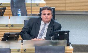 L. Linkevičius apgailestauja, kad rinkimai Baltarusijoje nebuvo demokratiški