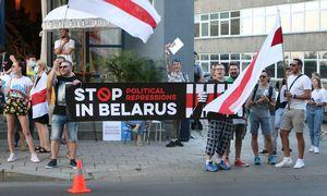 Dėl suklastotų rinkimų streikus skelbia ir stambios Baltarusijos pramonės bendrovės