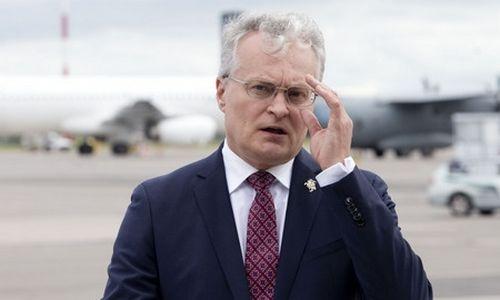G. Nausėda: ES gali siųsti atstovą derėtis su Baltarusijos valdžia