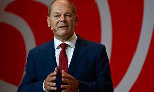 Vokietijos socialdemokratai išrinko kandidatą į kanclerius