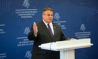 Ministras: S. Tichanovskaja į Lietuvą pasitraukė patyrusi Baltarusijos valdžios spaudimą