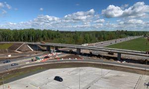 Naujo viaduko sulaukusi Kauno LEZ tikisi naujų logistikos sektoriaus investicijų