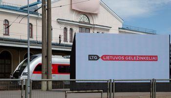 """""""Lietuvos geležinkeliai"""" siekia prisiteisti 60.000 Euruž netinkamą turto vertinimą"""