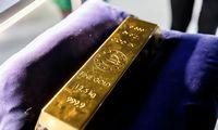 Akcijos grįžta prie rekordų, auksas pinga 4%