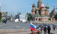 Rusijos ekonomika susitraukė 8,5% – mažiau nei prognozuota
