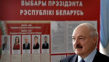 Seime –siūlymas nepripažinti A. Lukašenkos legitimiu vadovu