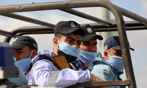 """Atsakydamas į padegamuosius balionus Izraelis smogė """"Hamas"""" taikiniams"""