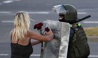 Valstybinė žiniasklaida: Minske sulaikyti masinių neramumų koordinatoriai