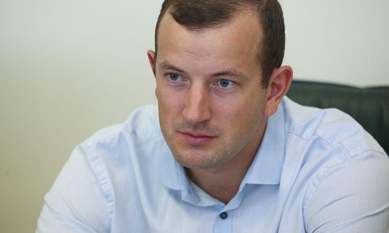 Virginijus Sinkevičius – Lietuvos Respublikos Ekonomikos ir inovacijų ministras. Vladimiro Ivanovo (VŽ) nuotr.