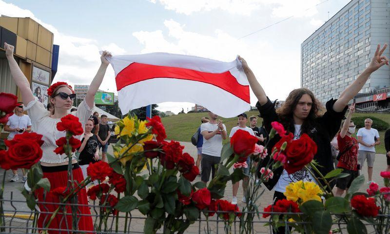 "Vasilijaus Fedosenkos (""Reuters"" /""Scanpix"") nuotr."