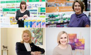Vaistinių kova dėl vartotojų aštrėja: tinklai stiprina pozicijas e. prekyboje