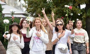 Baltarusijos visuomenė toliau reikalauja pokyčių – protesto akcijos šalyje neblėsta