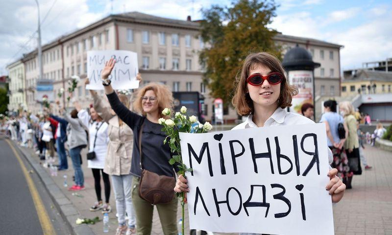"Sergei Gapon (""Scanpix"" / AFP) nuotr."