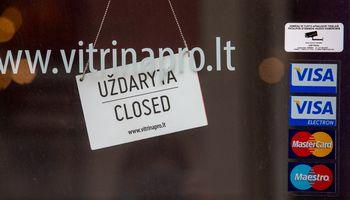 Nedarbas Lietuvoje liepą paaugo iki 12,8%