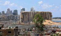 Libano prezidentas: sprogimo Beirute žala viršija 15 mlrd. USD