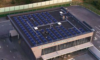 Ekologinių sprendimų programos pirmūnas Baltijos šalyse – Vilniaus oro uostas