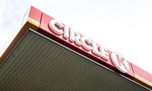 """Autostradoje – nauja """"Circle K"""" degalinė"""