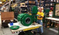 JAV pramonė liepą augo 3%, pateisindama lūkesčius
