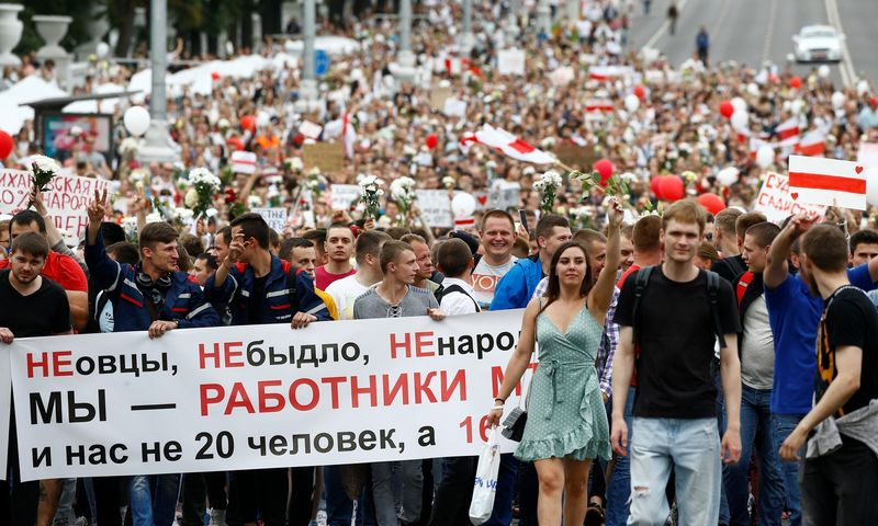 "Vasily Fedosenko (""Reuters"" / ""Scanpix"") nuotr."